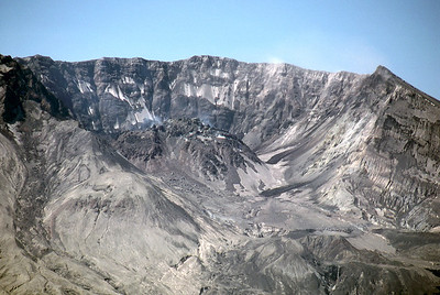 Mt. St. Helens Lava Dome 1985