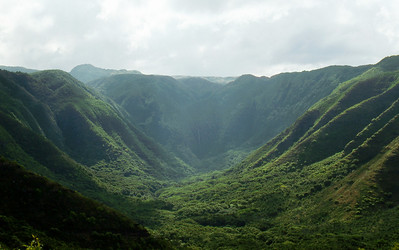 Halawa Valley