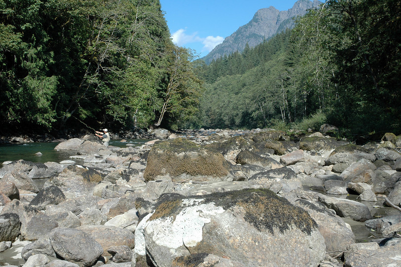 Fly Fishing Middle Fork of Snoqualmie